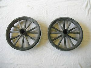 RARE 18 inch Magnesium 12 Spoke Spindle Mount Wheels American Racing Gasser