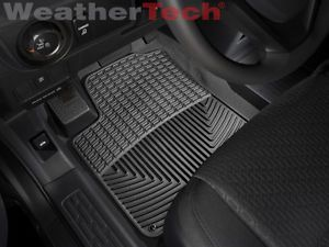 Weathertech® All Weather Floor Mats 2006 2013 Honda Ridgeline Black
