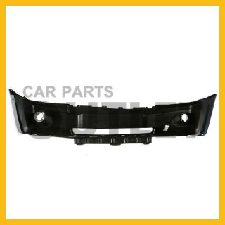 05 07 Jeep Grand Cherokee Overland Front Bumper Cover Assembly New w Fog Hole