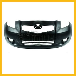 07 08 Toyota Yaris HB Front Bumper Cover Assembly New