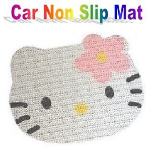 Hello Kitty Car Dash Key Mobile Phone Non Slip Anti Slip Mat Pad Grip