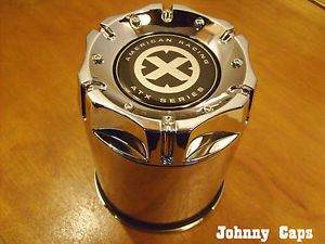 American Racing Wheels Chrome Center Caps 1425000011 Custom Wheel Cap 1