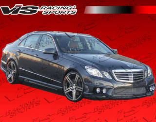 2010 2011 Mercedes E Class W212 4DR Kings Vis Full Body Kit