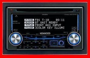 Kenwood DPX 303 Double DIN Car CD Player  Aux In 4016138534139