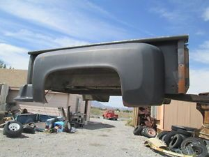1973 87 Chevy GMC Truck Short Bed Step Side Box from The Nevada Desert