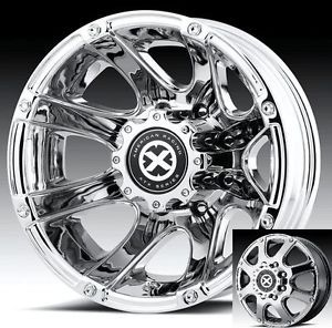 American Racing Dually Wheels