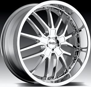 18x8 Advanti Racing Ligero 5x120 32 Chrome Rims Wheels Fit BMW 325 330 x3 Z3 Z4