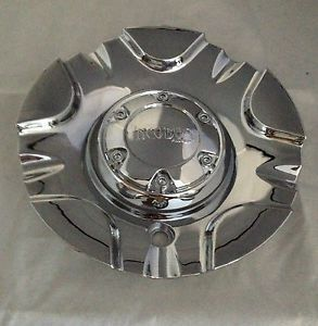 Incubus 500 Paranormal Cap EMR0500 Truck Cap rwd Wheel Rim Chrome Center Cap