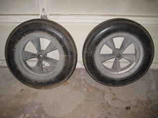 American Racing Magnesium Wheels Pair Never Used
