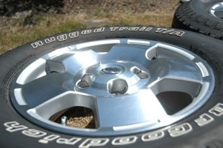 "2009 Toyota Tundra Factory TRD 18"" Wheels Tires Sequoia Land Cruiser 2010"