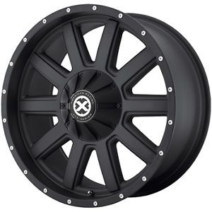 20x9 Teflon American Racing ATX Force Wheels Blank 18