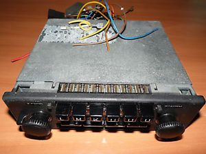 Vintage BMW Car Stereo Bavaria Made in Germany Radio Cassette Player Used