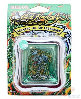 Ed Hardy Scented Oil Air Freshener Auto Car Accessories