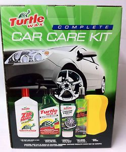 Turtle Wax Complete Car Care Kit Fast Shipping 1 Day Handling
