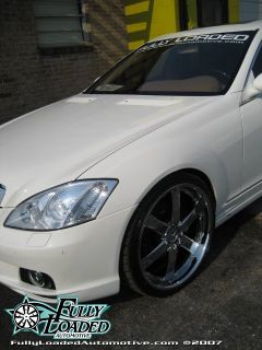 "22"" inch Giovanna GFG Rims Wheels Mercedes S550 CL550 Bentley CGT Flying Spur"