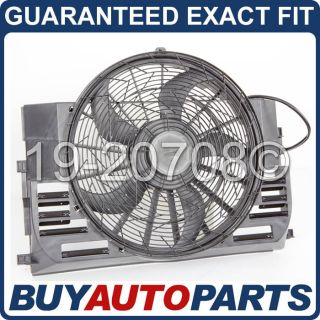 Brand New Genuine Radiator Cooling Fan for Land Rover Range Rover