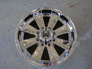 "4 20"" Silverado Sierra 2500 Dodge RAM 2500 Wheels Rims"