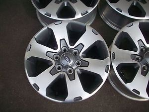 "18"" Ford F150 Truck F150 Expedition FX4 2013 Charcole Factory Wheels Rims"