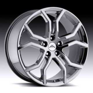 "20"" Cadillac cts Coupe Wheels Rims PVD Chrome"