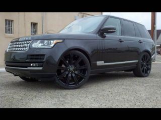 Range Rover Sport Wheels Tires