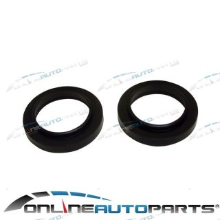 2 Coil Spring 20mm Spacers Landrover Range Rover Discovery 90 130 Lift Kit