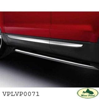 Land Rover Steel Side Steps Running Boards Range Evoque VPLVP0071