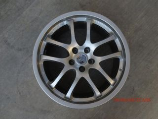"Factory Forged Infiniti G35 19"" Wheels Rims Nissan Staggered"
