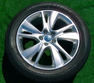 Perfect Genuine Factory Infiniti JX35 20 inch Wheels Tires Murano Pathfinder