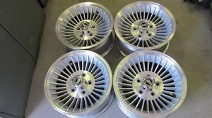 1978 1979 1980 1981 Chevy RS Z28 Camaro Factory Turbine Wheels Rims Original GM