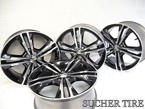 "Dodge Charger AWD Chrysler 300 AWD 19"" Factory 1TD74GSAAA Wheels Rims 2410"