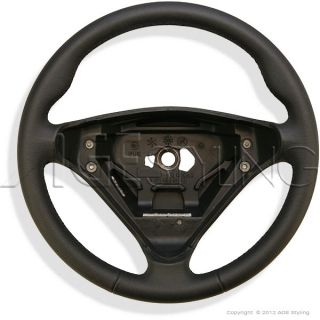 Mercedes Benz SLK Class W171 R171 C Class 2006 W203 Leather Steering Wheel New