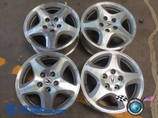 Four 02 03 Acura TL Factory 16 Wheels Rims 71718
