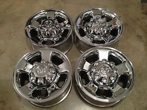 "17"" Dodge RAM 2500 Wheels 3500 Factory Wheels Rims"