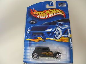 Hot Wheels 2001 32 Ford Vicky New