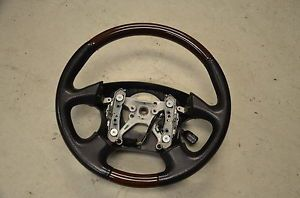 2000 2004 Subaru Legacy Outback Wood Steering Wheel