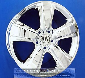 "Acura MDX 18 inch Chrome Wheel Exchange 18"" Rims"