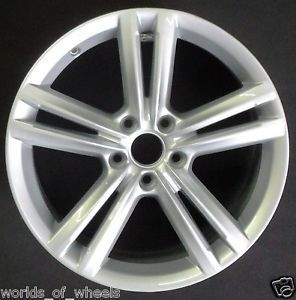 "2012 Volkswagen VW Passat 18"" 5 Double Spoke Factory Wheel Rim H 69929"