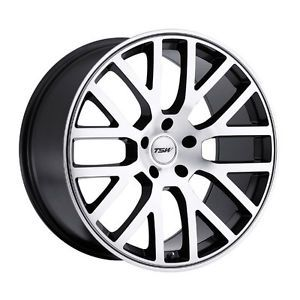 "20"" TSW Donington Wheels Rims Fit Volkswagen Phaeton 2004 2006 CC 2009 2013"