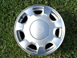 1 Original Genuine GM Factory 2000 Cadillac DeVille 16 inch Wheel Spare 4549