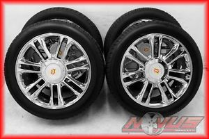 Cadillac Escalade Wheels Tires 22