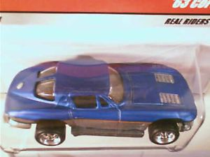 "Hot Wheels Larry's Garage '63 Corvette 1963 Corvette ""LRW"" Initialized Chase TH"