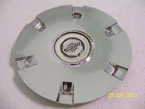 2004 2008 Chrysler Pacifica Chrome Wheel Center Cap P N 04743498AD 1222