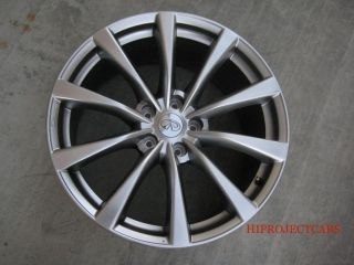 "Factory Infiniti G37 19"" Wheels Rims Nissan"