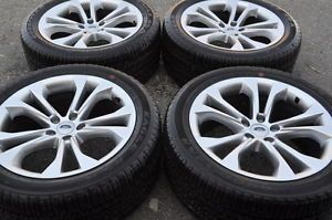 "19"" Ford Taurus Wheels Rims Tires 2013 2014 Factory Wheels"