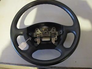 97 02 Ford Escort Mercury Tracer Steering Wheel Black 2 0 SW SDN