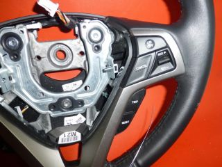 2012 13 Hyundai Veloster Bluetooth Cruise Control Paddle Shifter Steering Wheel