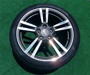 Porsche OEM Turbo Wheels