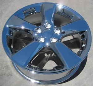 "Exchange Your Stock 4 New 18"" Factory Lexus RX350 RX330 Chrome Wheels Rims"