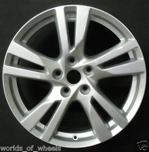 "2012 2013 Nissan Altima 18"" 5 Double Spoke Factory Wheel Rim H 98422"
