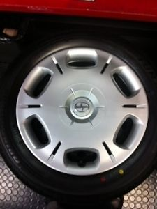 Scion XB Takeoff Steel Wheels Tires Set of 4 Fits 2008 2013